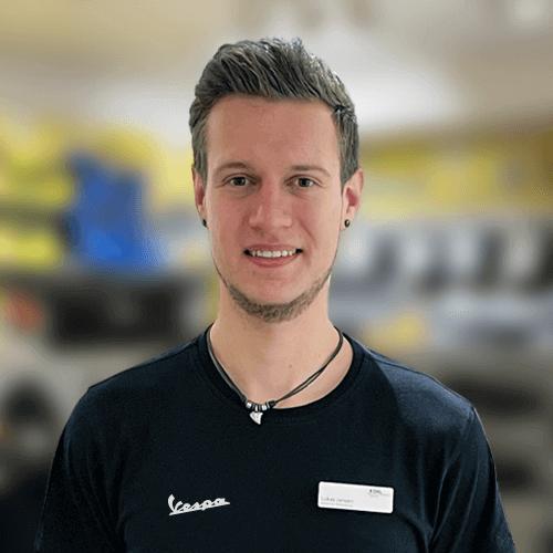 Lukas Jansen Vespa Aachen