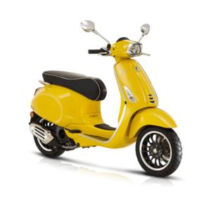 Vespa Sprint 125 gelb