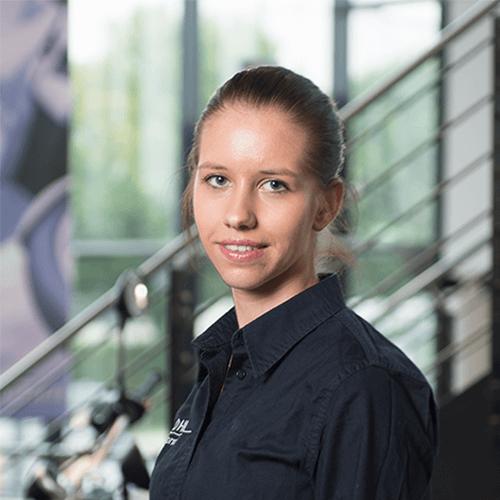 Stefanie Lackmann Vespa Aachen